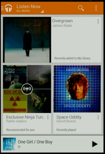 Google Play Music All Access set to take on Spotify