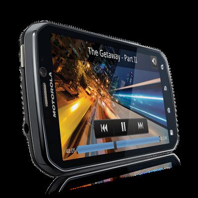 Motorola Photon™ 4G screenshot