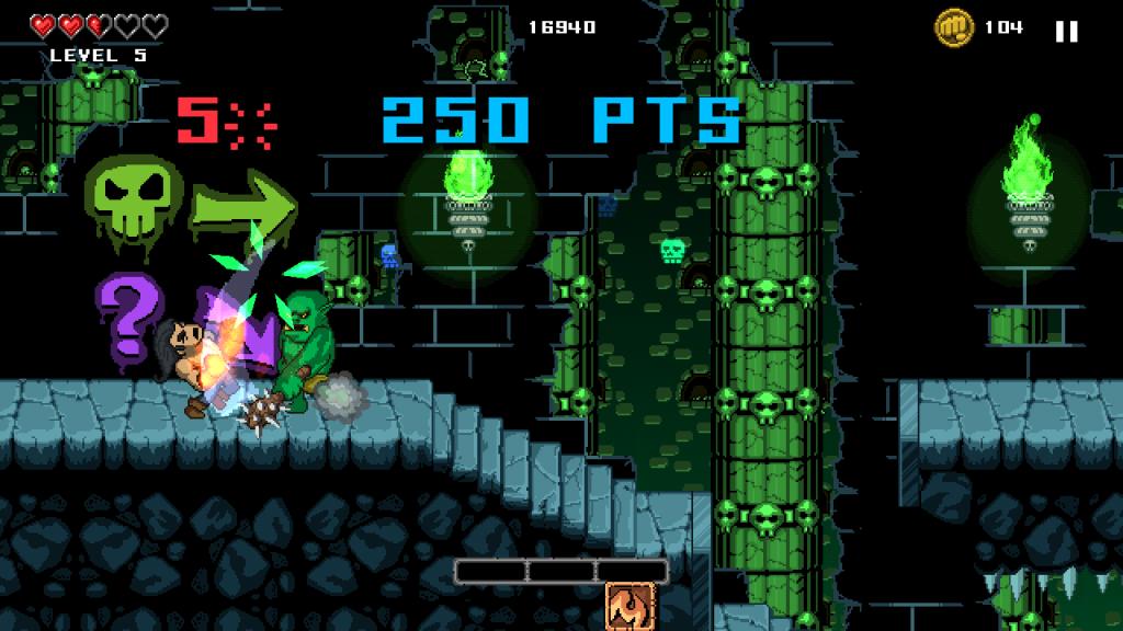 Punch Quest Review: Pummel Monsters until you're Punch Drunk