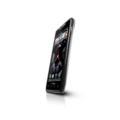 Motorola DROID RAZR screenshot