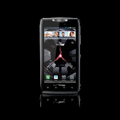 Motorola DROID RAZR logo