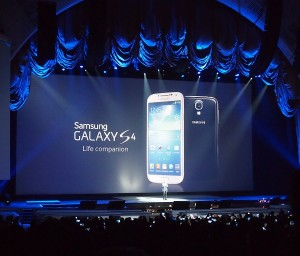 Samsung Galaxy S4 Sales Will Reach 10  Million Units Next Week