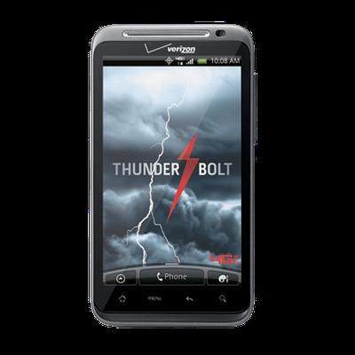 HTC ThunderBolt™ logo