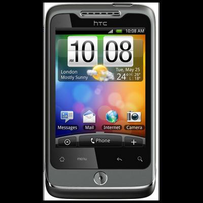 HTC Wildfire (CDMA) logo