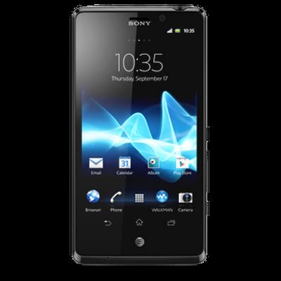 Sony Xperia™ TL logo