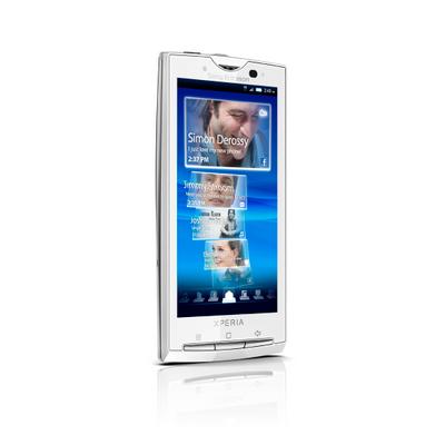 Sony Ericsson Xperia™ X10 screenshot