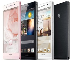 Say Hello to My Little Friend : Huawei Ascend P6 Goes Live