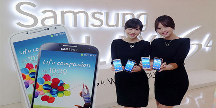 Samsung Will Release Super Fast LTE-Advanced Galaxy S4