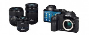 Photos Leaked Show the Amazing Samsung Galaxy NX