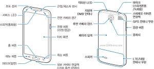 Manual for Samsung Galaxy S4 LTE Advanced Leaks Online