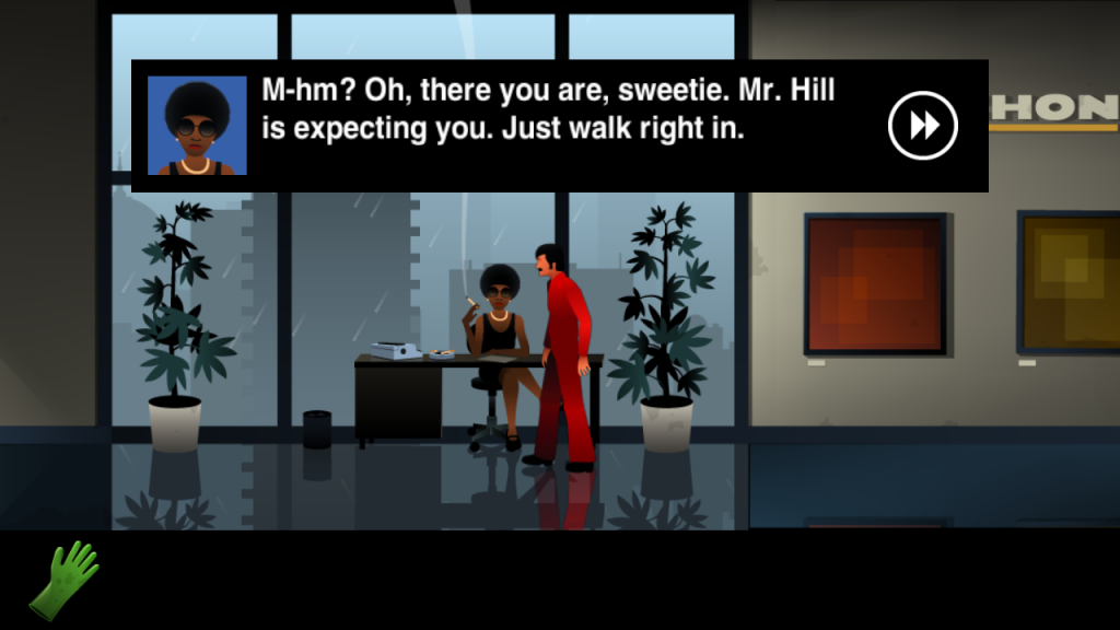 Help Joe the Janitor Save the World in The Silent Age from House on Fire