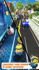 Help the Mumbling Minions in Despicable Me Minion Rush for Android