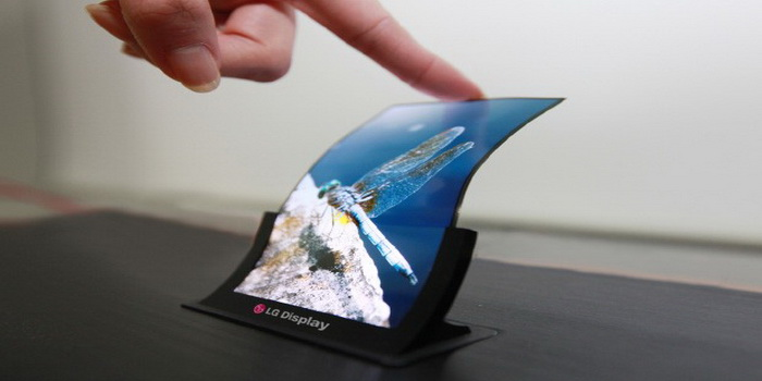LG Will Build Flexible Displays in 2013
