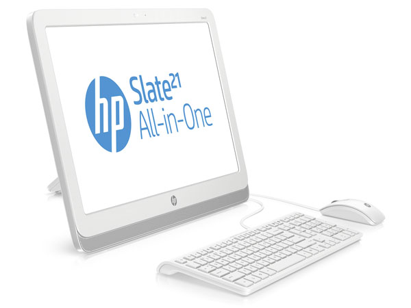 HP Slate 21 announced, its an All-In-One Desktop running Android OS