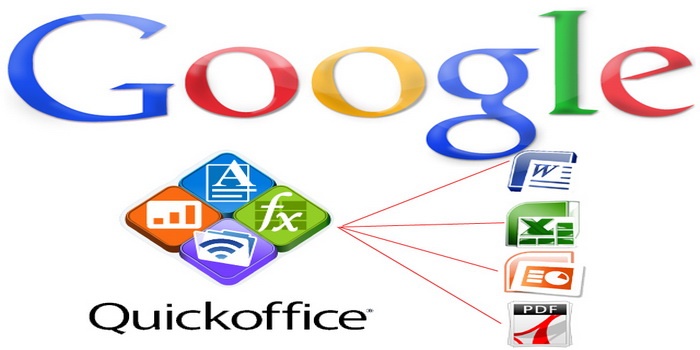 Google's QuickOffice Now Allows Editing Office Docs Within Chrome OS