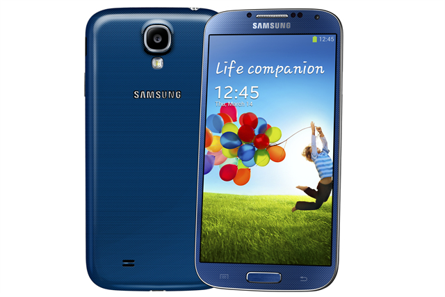 Samsung Galaxy S4 LTE-A in Korea, world's first smartphone to use LTE-Advanced network