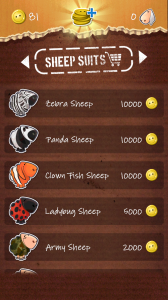 Quick Review: Sheep Up! for Android