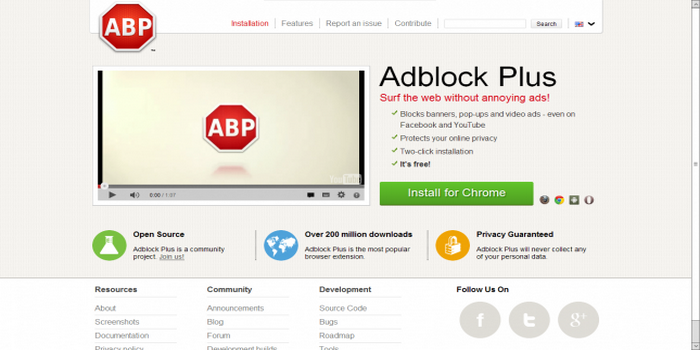 Do You Use AdBlock Plus? Well, Google Doesn't Care!