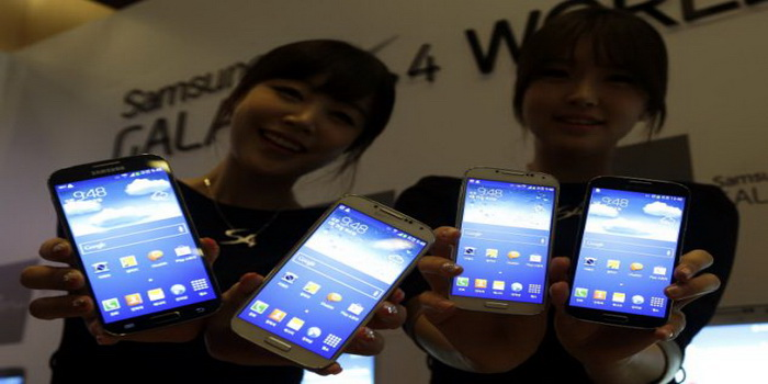 Samsung Galaxy S4 Sales Reach 20 Million Units At The End of June
