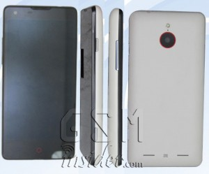 ZTE Nubia Z5 Mini Photo Leaked Before Official Launching