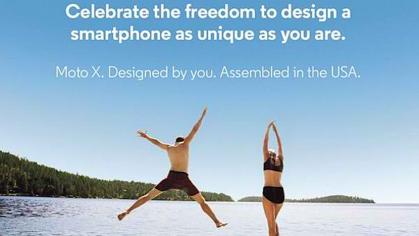 Motorola Moto X smartphone details known, will have fully customizable look