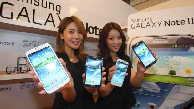 Rumors on the Samsung Galaxy Note 3