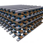 Crossbar RAM