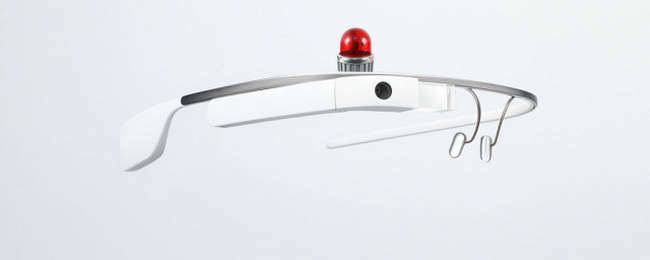 Google Glass Gets Police and Firefighters App