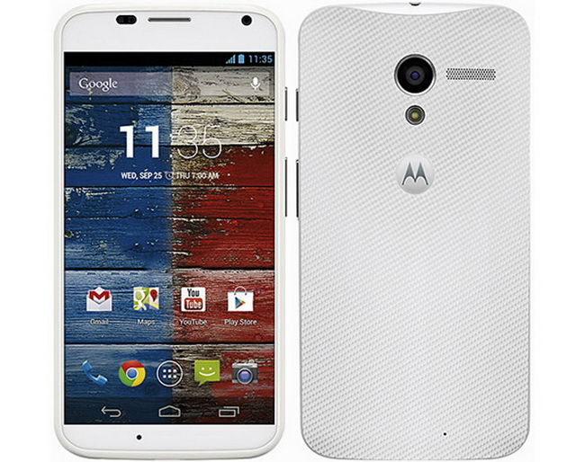 Motorola Moto X Finally Here, Made In The USA