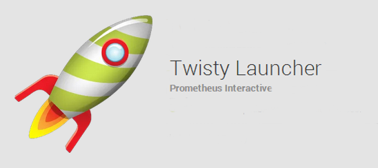 twisty launcher