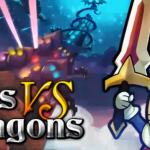 Cats vs Dragons