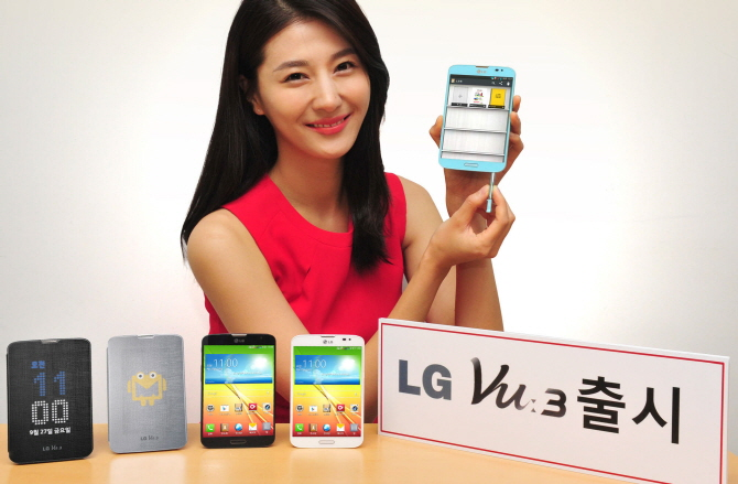 The New LG Vu 3 is Finally Here, Sports a 4:3 Screen and Snapdragon 800 SoC