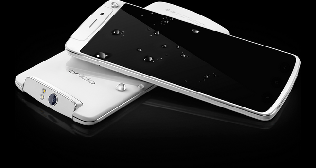 Oppo N1 Launched Officially in Beijing, China