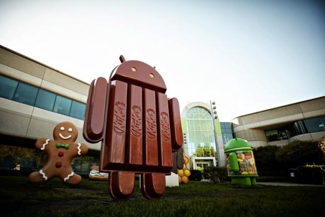 Have a Break, Have a KitKat with Android Flavor