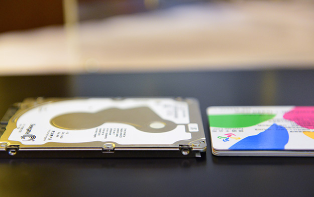Seagate Unveils 5mm Thick 500 GB Hard Disk For Tablets