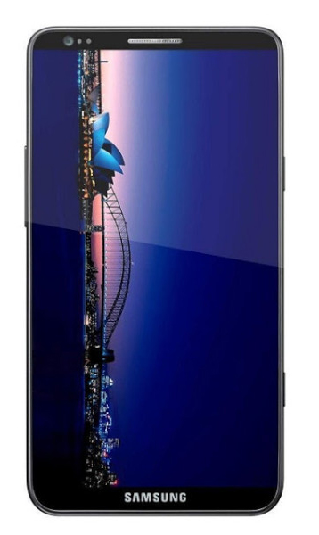 Samsung Galaxy S5 logo