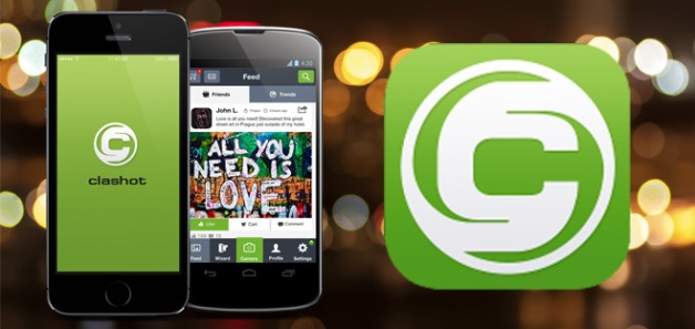 Clashot for Android, Take Pics and Get Paid!