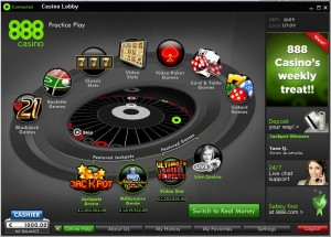 888Casino Android App