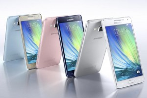 Samsung Unveils New Gen Galaxy A5 and A5 Duos (Dual SIM)