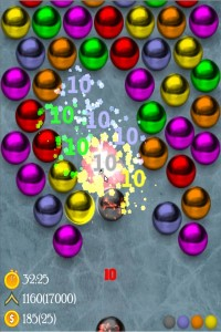 Magnetic balls puzzle game Review