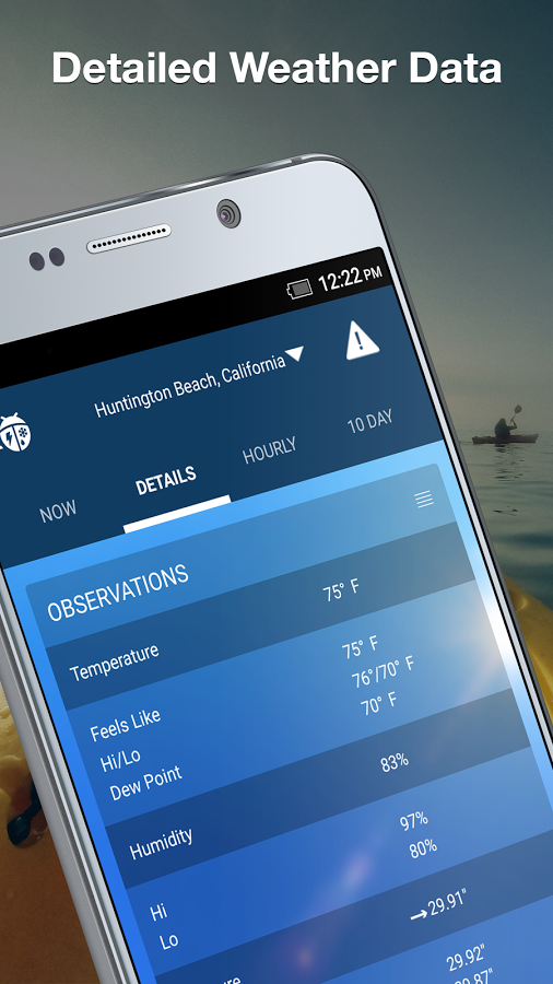 WeatherBug App Review- Local Weather, Radar, Maps, Alerts