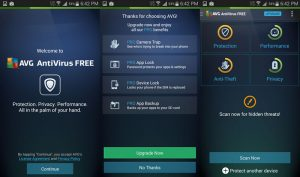 Best Antivirus Solution: AVG AntiVirus FREE for Android