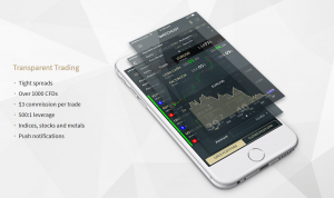New Forex Trading App Puts Macroeconomics First