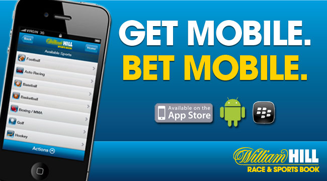 William Hill Online Betting App