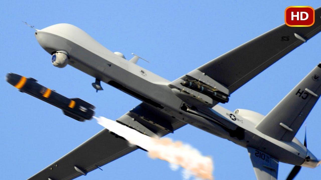 dark web reaper drone