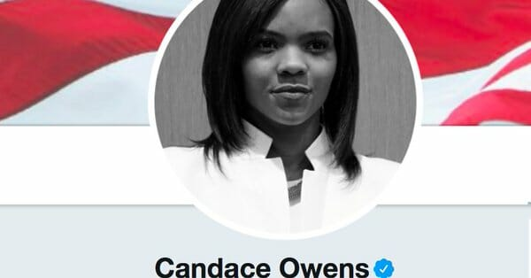 Candace Owens suspended by Twitter