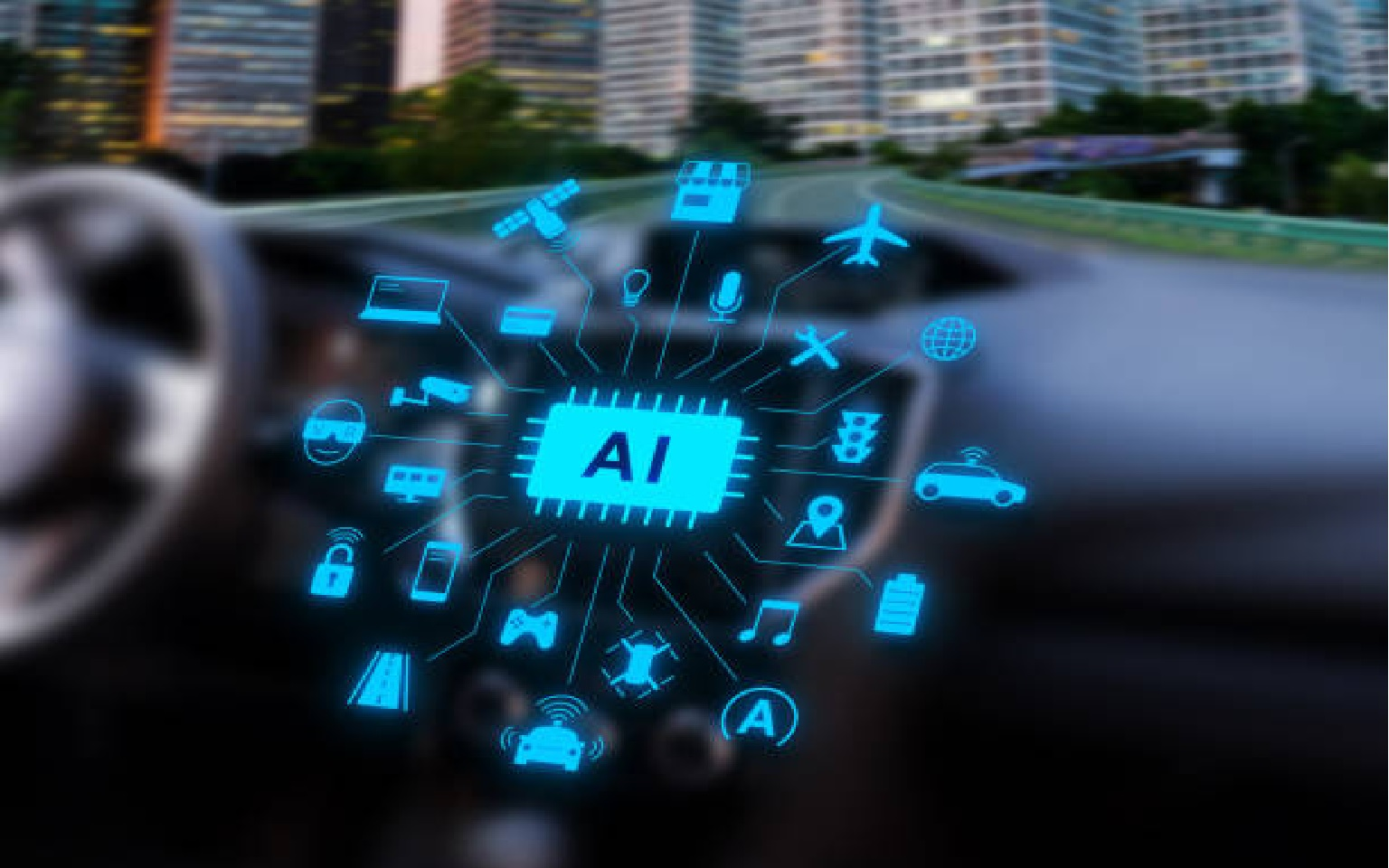 Five Artificial Intelligence Challenges in Automotive Applications